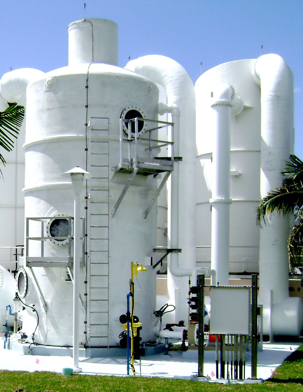 Vertical & Horizontal Vessels